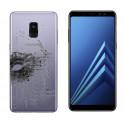 Changement vitre arrière Galaxy A8 2018