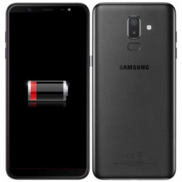 Changement batterie Galaxy J6 2018