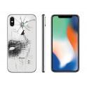 Changement vitre arrière iPhone X