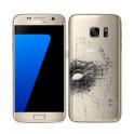 Changement vitre arrière Galaxy S7